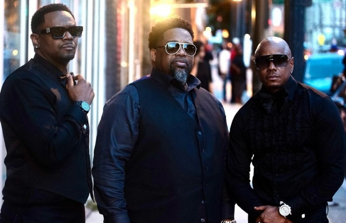 """'90s R&B Singers Carl Thomas, Donell Jones, and Dave Hollister Form Supergroup """"The Chi"""""""
