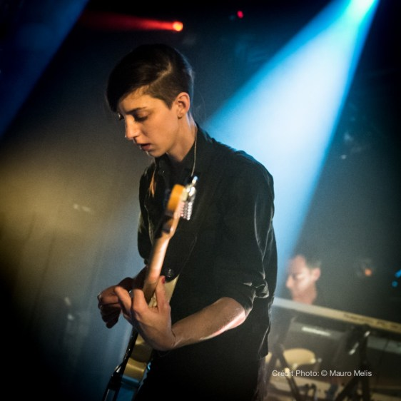 Le Prince Miiaou performing in Paris © Mauro Melis
