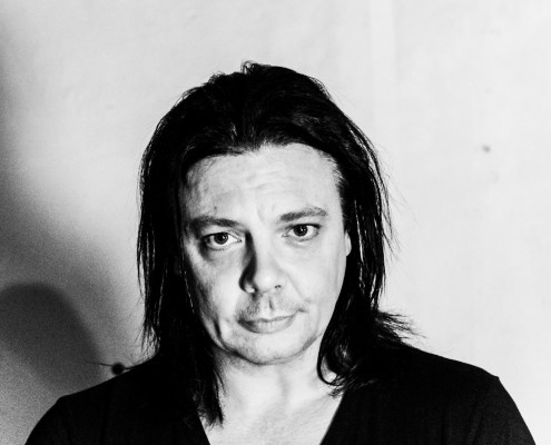 Portrait Steve Hewitt