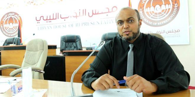 طارق الجروشي : ليس من حق أمريكا ولا أي دولة كانت التدخل في أمننا القومي والاقليمي