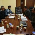 اللجنة التشريعية والدستورية بمجلس النواب تجتمع مع لجنة دراسة قانون الشرطة الجديد بوزارة الداخلية.