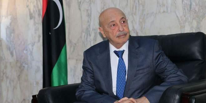 فخامة رئيس مجلس النواب يثمن الدور الوطني لقبائل ورفلة وترهونة وأعيان طرابلس