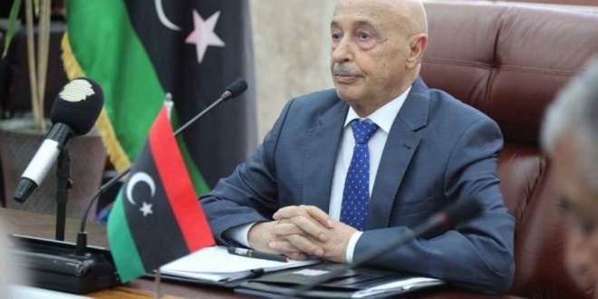 فخامة رئيس مجلس النواب يوجه بالتعميم بأن السيد عمر عبدربه هو الممثل الشرعي لديوان المحاسبة
