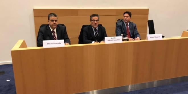 تواصل اجتماعات اللجنة المكلفة بمتابعة قضية التصرف بالأموال الليبية المجمدة