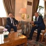 رئيس مجلس النواب وأمين جامعة الدول العربية
