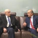 رئيس مجلس النواب يصل قبرص