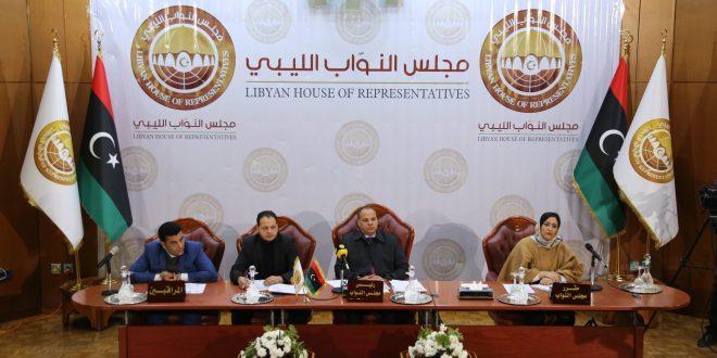 مجلس النواب يستأنف جلسته الرسمية بمدينة بنغازي