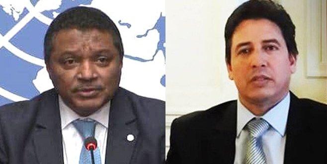 رئيس لجنة الخارجية يبحث مع  نائب ممثل الامين العام الى ليبيا منسق الشؤون الإنسانية خطة الاستجابة ودعم  السلطات الليبية لمواجهة وباء كورونا