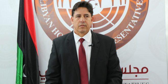 لجنة الخارجية بمجلس النواب تجتمع مع لجنة العمل الدولية لحقوق الإنسان.
