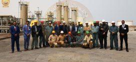 مجلس النواب يكرم شركة الخليج العربي للنفط بمدينة طبرق