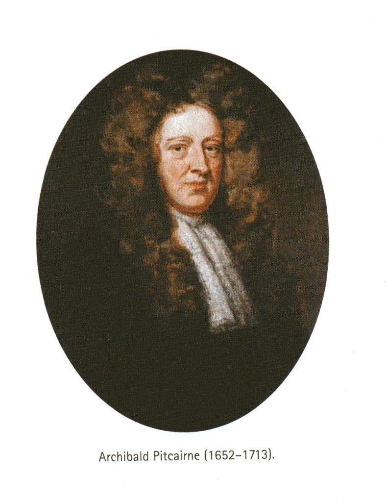 Painting by Sir John Medina