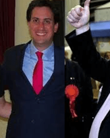 Paul Flowers Ed Miliband