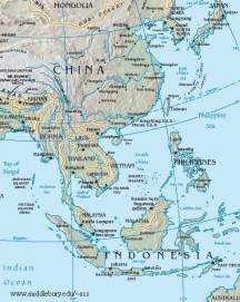 A Gathering Storm? The struggle for power and territory in the South China Sea