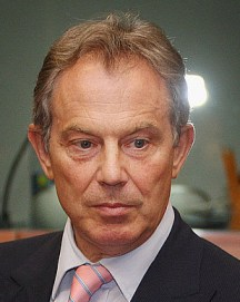 Blair Causes Further Labour Division With Unwanted Donations