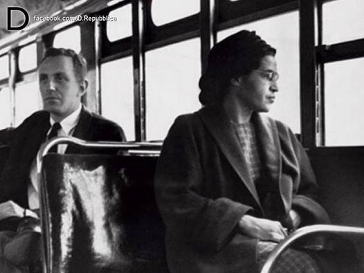 Rosa Parks, quando un rifiuto può cambiare le cose
