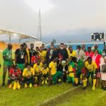 UNIFFAC 2020 : Les Lions U20 corrigent la RCA et remportent le tournoi.