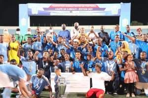 AS Arta solar7, vainqueur de la coupe de Djibouti