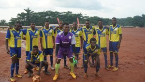 Durandal FC d'Ebogo.
