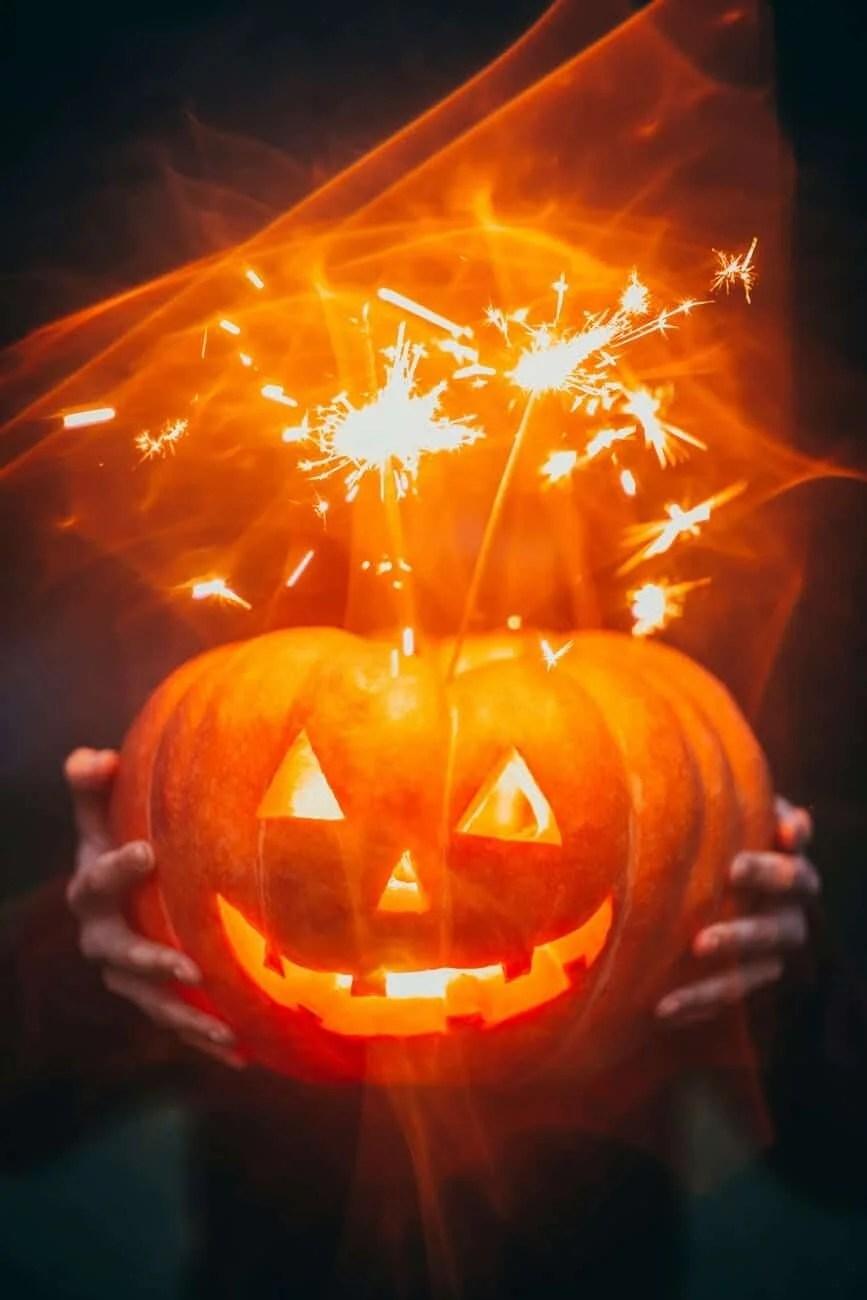 halloween et ses réjouissances
