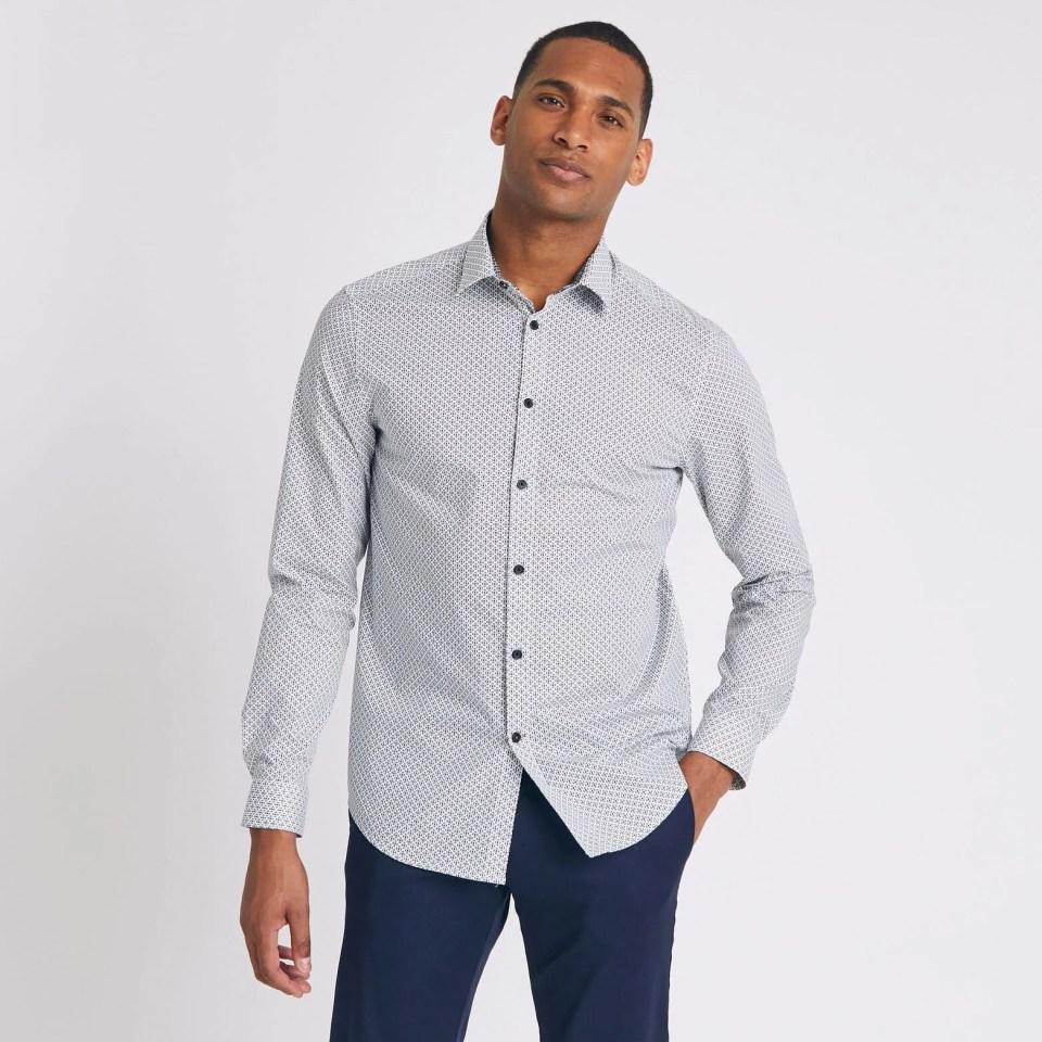 chemise regular