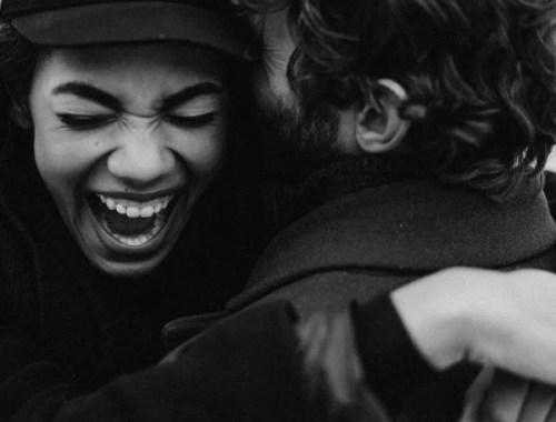 faire rire une femme