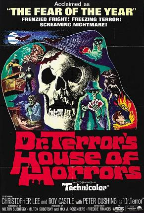 dr terrors house poster