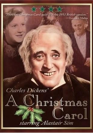 a christmas carol 1951 - cover b
