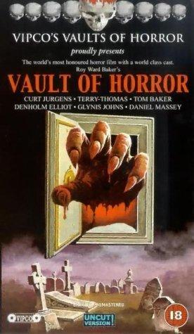 vault of horror dvd