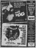 the fog and phantasm double feature