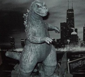 Aurora Godzilla pic 2