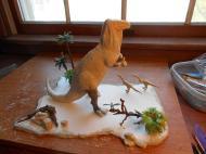 Iguanodon by Mike K - finished 2