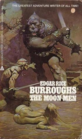 The Moon Men book