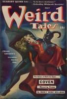 weird tales 1930's