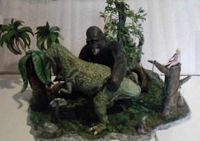 Kong vs Tyrannosaurus 2