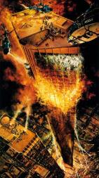 towering inferno poster art
