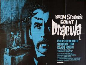 Count Dracula 1970 poster 2