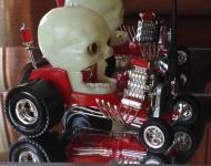 Creepy T monster car by Mike K pic 1