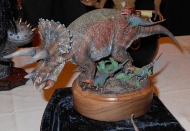 Triceratops - Cretaceous Creations