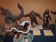 Jon Legrande Kaiju Kong kits