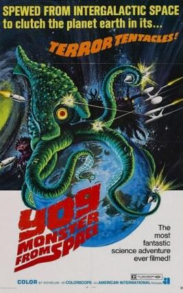 yog - space amoeba - poster b