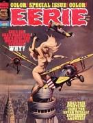 frank frazetta - pic 15 - eerie magazine cover