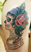 Dia-de-los-Muertos-Vonnegut-Heath-Leffel-Hell-Bomb-Tattoo-Wichita-KS