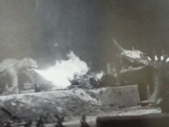 Gamera vs Barugon aka War of the Monsters - pic 1