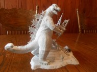Godzilla MotM Prototype Rendition by Mike K - pic 5