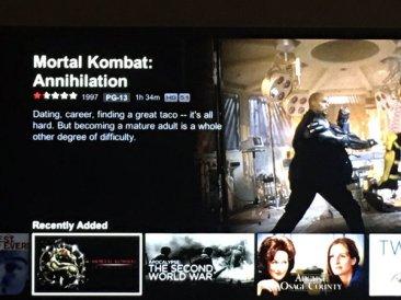 movie summary - mortal kombat