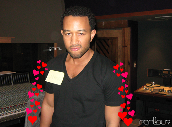 John Legend Is Not Playing...