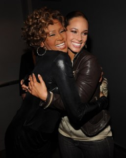 whitney houston x alicia keys