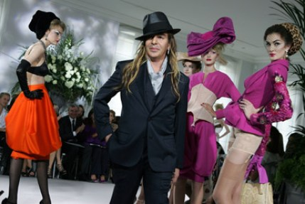 galliano paris