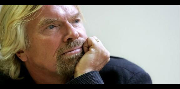 Richard Branson, thinking about where you should fly next ...
