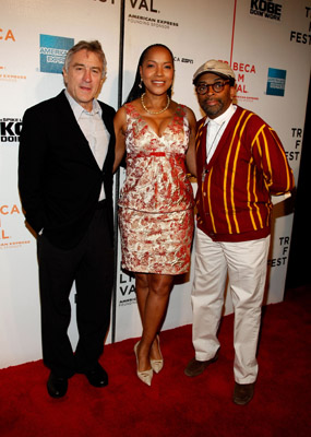 robert de niro, grace hightower, spike lee
